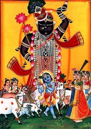 ShriKrishnaSharanamMama