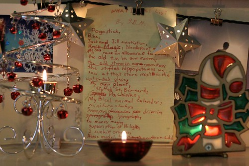 December 21: The list