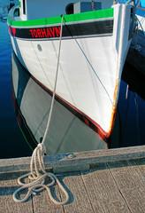 Torhavn (fuzzbox) Tags: ocean canada color colour water boats interestingness interesting bc hdr photomatix buoyant anyhdranyphotoshop platinumphoto