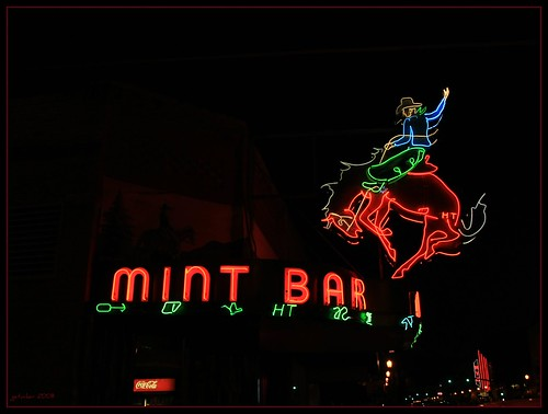The MINT Bar - Sheridan, WY