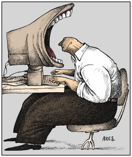 LA tecnología se come al hombre