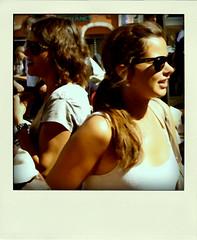 girls of summer (1) (japanese forms) Tags: girls summer france sunglasses polaroid frankreich random candid sommer frankrijk été francia pola mädchen meisjes filles sonnenbrille lunettesdesoleil zonnebril arabstrap gafasdesol girlsofsummer youtube muchachas dreamsequence occhialidasole poladroid raggaze polasized ©japaneseforms2009