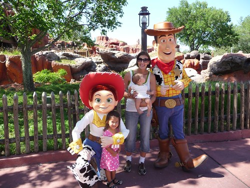 us girls with woody and jessie.