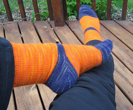 caligari socks side