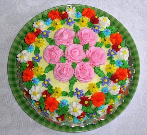 Mother's Day cake 2