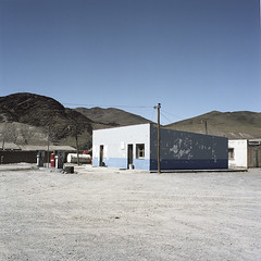 gas station (Toeg) Tags: 3 argentina argentine gasstation mat portra yashica loose 160nc virela gardela virela2 gardela2 virela3 virela4 virela5 virela6 virela7 gardela4 gardela5 virela8 virela9 virela10 gardela6 gardela7