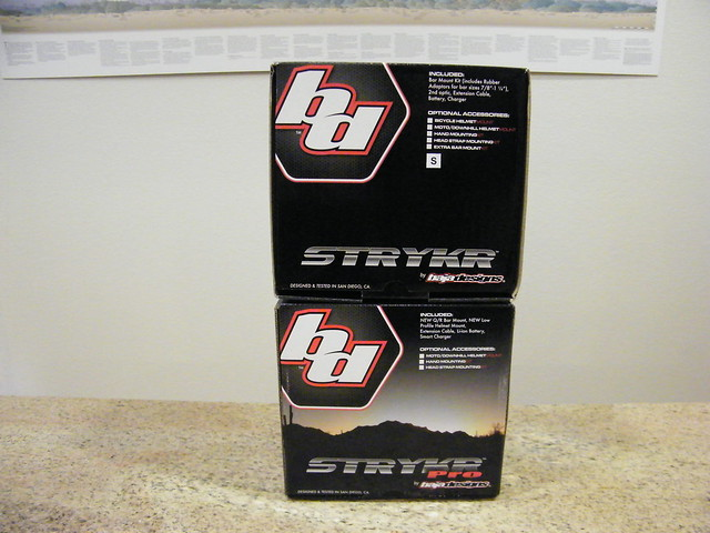 Stryker and Stryker Pro boxes