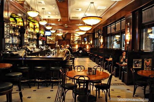 Bar Area at McCormick & Schmicks ~ Minneapolis, MN