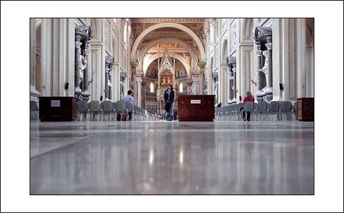kerk in rome by hans van egdom