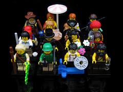 Minifigure Custom Series (TheDarkblane) Tags: lego minifigs brickarms eurobricks mmcb
