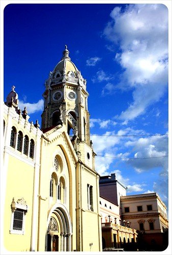 Casco Viejo church