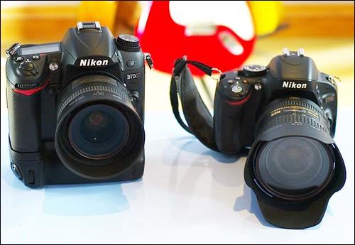 Nikon D7000 35mm f/1.8 D5100 16-85mm