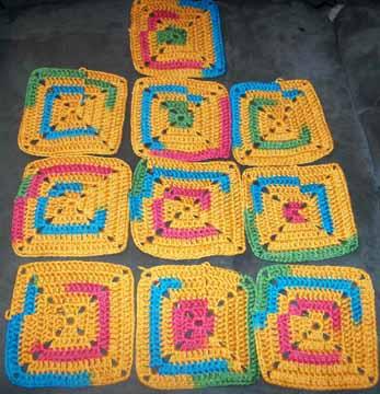 Crayola Box Haekelbeutel 022408