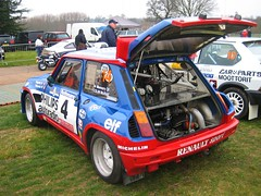 Renault 5 Turbo - Race Retro '08 (ComfortablyNumb...) Tags: historic renault motorsport groupb rallying renault5 stoneleighpark renault5turbo raceretro