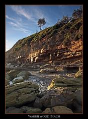 The Pretty... (l plater) Tags: seascape clouds landscape rocks sydney australia northernbeaches mywinners avision diamondclassphotographer flickrdiamond bestofaustralia warriewoodbeach lplater unlimitedphotos