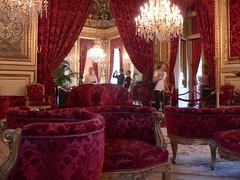 vis a vis Napoleon III (amartinezdb) Tags: de la louvre le sancy diamants courrone