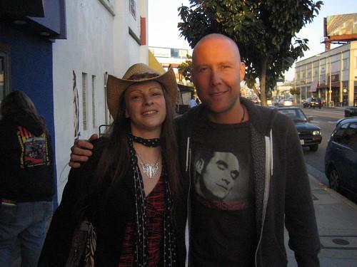 Me & Michael Rosenbaum