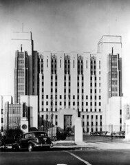 Philadelphia, PA Third Philadelphia Naval Hospital no date (circa 1940s)
