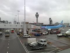 Αεροδρόμιο Schiphol, Amsterdam