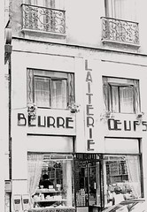 beurre oeuff laterie