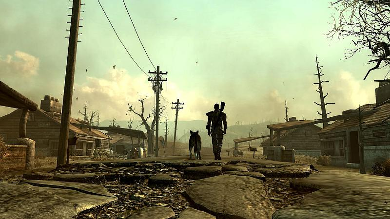 Fallout 3: Wasteland Edition (2008/PC/RePack/Rus) by R.G.Механики screenshot