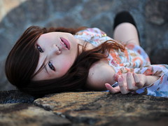 D3 & 24-70mm/F2.8 (idua_japan) Tags: portrait woman girl nikon d3 2470mmf28