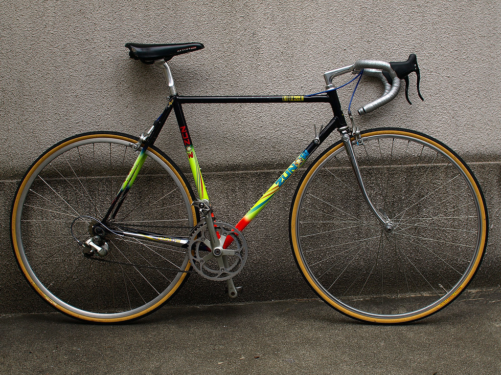 [Bike Check] ZUNOW Road Bike