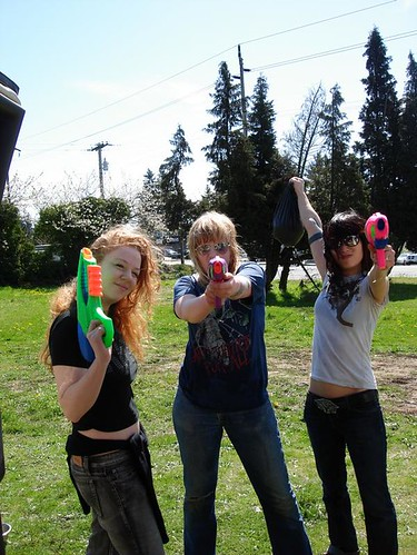 waterfight