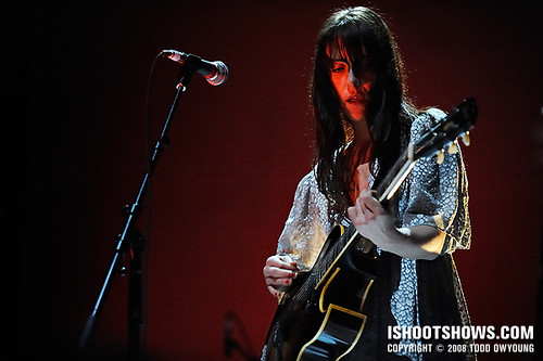 Feist @ the Pageant -- 2008.04.12