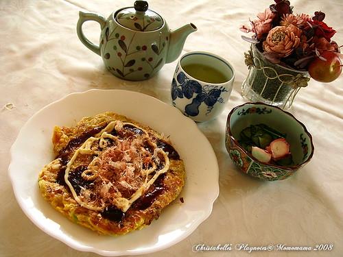 5489桃子媽媽手做大阪燒早餐