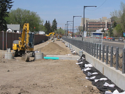 South LRT | Health Sciences to Century Park | Completed