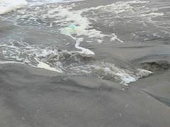 Beach erosion (DanCentury) Tags: beach water erosion jerseyshore saltwater
