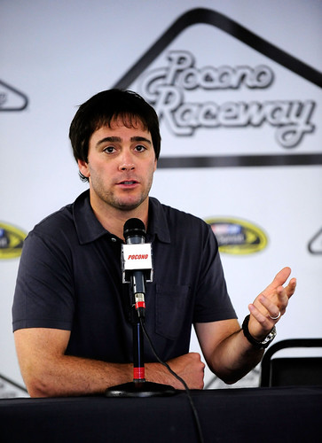 jimmie johnson. Jimmie Johnson, driver of the