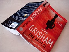 22 May 08 The Appeal by John Grisham (black_coffee_blue_jeans) Tags: fiction reading book reader review books bookshelf hobby read shelf cover novel covers bookcover hobbies bookshelves shelves bookcovers reviews novels thriller appeal johngrisham grisham bookreview bookreviews theappeal