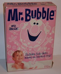 Mr Bubble Box