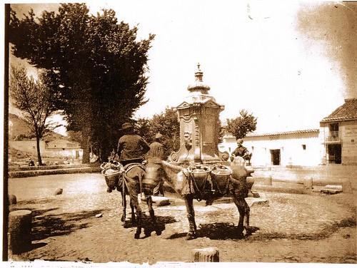 Fuente de Cabrahigos