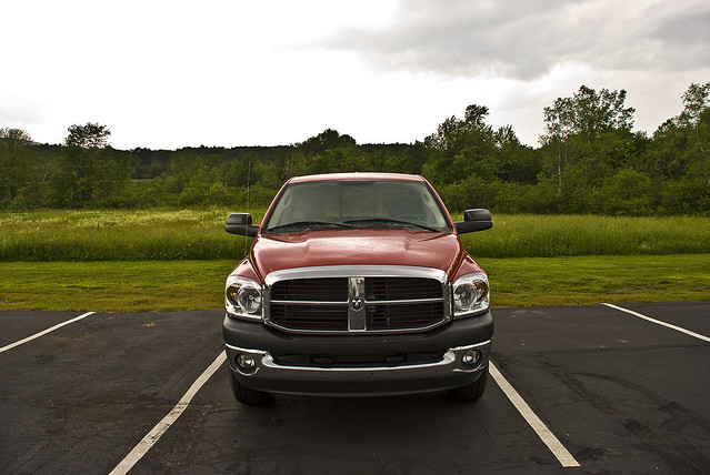 red truck review dodge ram 2008 1500 47 trx shortbed regularcab zanemerva autoinsanecom
