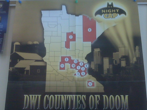 DWI counties of doom!