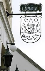 Lidenlund Bodega (cowgirl_dk) Tags: denmark pub olympus skilt danmark pubsign jutland jylland lemvig e510 20080402 bodegaskilt vrtshusskilt lidenlund cowgirldk