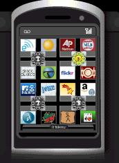 Zumobi interface