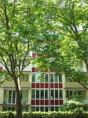 Wohnhaus mit Läden und Atelier (Ruf, 1951-53)