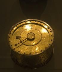 German Clock. (Manny Dee) Tags: london britishmuseum k100d sigma105mm28exdgmacro pentax1855mmday1londonholiday