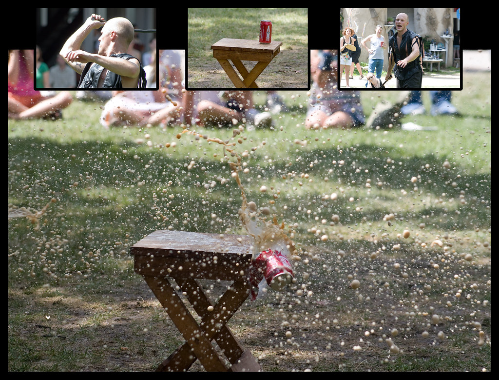 The World's Best Photos of cola and explosion