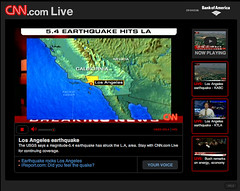 Evolution of a Los Angeles Earthquake (travass216) Tags: california katrina losangeles los earthquake angeles hurricane fear emo mexican cnn panic disaster boner insanity idiots stupidity jackass boners retards caltech pandemonium mexi aftershock dickwad tagwhore imisshome lucyjones mexicant fearmongers earthquakeweather dickhole ireporter mediasucks katehutton earthquakeenvy emomexi ihatemedia preshock earthquakeseason mediadicks sponsoredbybankofamerica