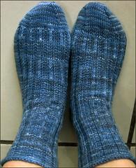 Midsummer Paradise socks