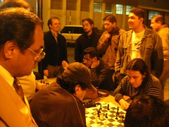 Chess in Lima