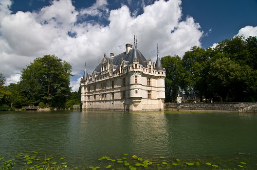 Château d'Azay-le-Rideau | Flickr - Photo Sharing!