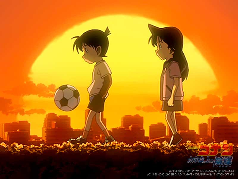 The Worlds Most Recently Posted Photos Of Conan And Shinichi