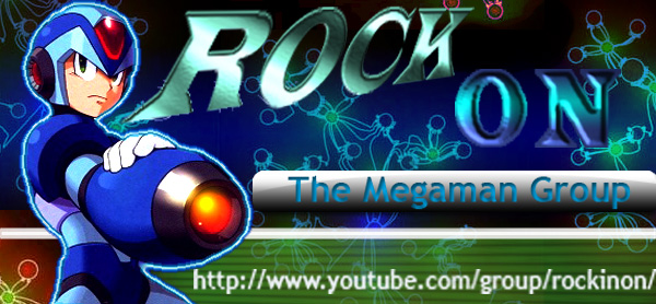 ROCK ON Megaman Forum