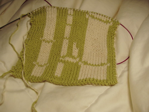 Bamboo Forest Scarf